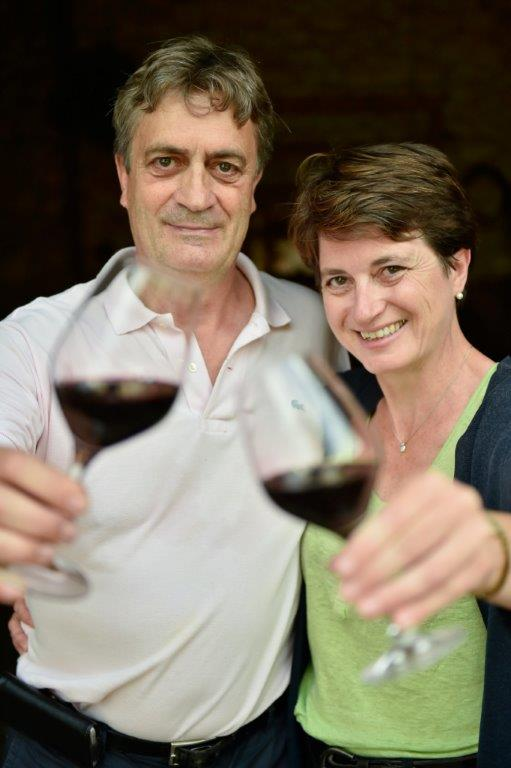 Sabine et Jean-Luc Baldès - Clos Triguedina _ Lot Tourisme - C. ORY-2